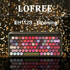 LOFREE EH112S bluetooth mechanical keyboard for Mac Windows Android-retro design
