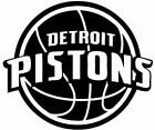 Detroit Pistons NBA Basketball Sticker Decal on eBay