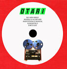 Operation and maintenance manual for Otari recorder by model on 1cd
