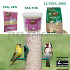 Extra Select Sunflower Hearts Wild Bird Food Select 1kg, 2kg, 5kg, 12.75kg, 20kg
