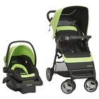 Cosco Walk Out Combo Travel System Set Stroller Car Seat Playard Chair Bag Set