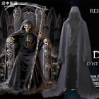 Grim Reaper Cosplay Costume Halloween Clothing Cloak!a