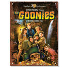 Metal Signs - GOONIES Movie Film Retro Plaque Vintage Kitchen Mancave Tin Sign