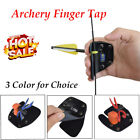 1PCSArchery Finger Tab Finger Protector Tab for Recurve Bow Right Handed 3Color
