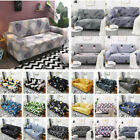 1-4 Seats Modern Sofa Cover Washable Couch Slipcover Elastic Furniture Protector