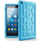 For  Lenovo Moto Tab / Amazon Fire 7 Silicone Case Grip & Drop Protection Cover