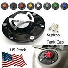 Motorcycle Fuel Tank Cap Cover Keyless For Triumph Speed Triple 955i All Years $26.12 USD on eBay