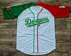 🔥 2019 Los Angeles Dodgers Mexican #34 Fernando Valenzuela Jersey Mexico New! on Ebay
