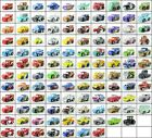 Disney Pixar Cars Mattel Mini Racers Diecast Assortment Loose Choose