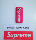 Supreme X BLU Burner Phone Red 3G FW19 UNLOCKED