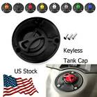 Motorcycle Keyless Fuel Tank Gas Cap Cover For Yamaha XT 1200Z Super Tenere