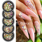 Nagel Strasssteine Kristall Edelsteine Gold Beads Mixed 3D Nail Art Dekoration