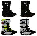 Alpinestars Tech T Boots Trials Black/Red FREE SHIPPING