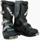 Wulfsport Junior Cub Off Road Motocross Boot Black New