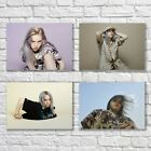 Billie Eilish HQ Poster A4 NEW Home Wall Decor #2