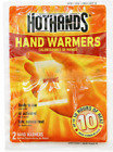 HotHands Hand Warmers 5/8/10 Pairs Safe Natural Odorless Pocket Heat - 8HRS
