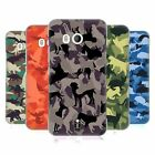 HEAD CASE DESIGNS ANIMAL CAMO PATTERNS BACK CASE & WALLPAPER FOR HTC PHONES 1