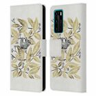 CAT COQUILLETTE ASSORTED DESIGN LEATHER BOOK WALLET CASE COVER FOR HUAWEI PHONES