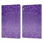 OFFICIAL MONIKA STRIGEL GLITTERS LEATHER BOOK CASE FOR APPLE iPAD
