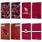 OFFICIAL NFL 2018/19 ARIZONA CARDINALS LEATHER BOOK CASE FOR APPLE iPAD $27.95 USD on eBay