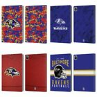 OFFICIAL NFL 2018/19 BALTIMORE RAVENS LEATHER BOOK CASE FOR APPLE iPAD $27.95 USD on eBay