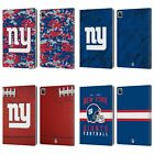 OFFICIAL NFL 2018/19 NEW YORK GIANTS LEATHER BOOK CASE FOR APPLE iPAD $23.95 USD on eBay