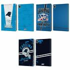 OFFICIAL NFL 2019/20 CAROLINA PANTHERS LEATHER BOOK WALLET CASE FOR APPLE iPAD $15.95 USD on eBay