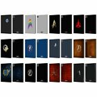 STAR TREK DISCOVERY BADGES LEATHER BOOK WALLET CASE COVER FOR APPLE iPAD on eBay