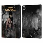 OFFICIAL WWE JINDER MAHAL LEATHER BOOK CASE FOR APPLE iPAD