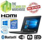 Dell Latitude E7270 Laptop - Thin And Light I5 With Ssd Windows 10 Pro And Hdmi