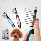 Dog Comb Dematting Rake Best Shedding Remove Puppy Cat Hair Grooming Brush Great
