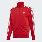 Adidas Originals Men's Firebird Track Jacket NEW AUTHENTIC Red/White ED6071 $64.49 USD on eBay