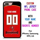 TAMPA BAY BUCCANEERS JERSEY NFL Custom Phone Case for iPhone Samsung Galaxy $15.9 USD on eBay