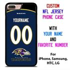 BALTIMORE RAVENS JERSEY NFL Custom Phone Case Cover for iPhone Samsung Galaxy $15.9 USD on eBay