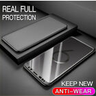 For Huawei Honor 9X 8X 7X 6X 360° Full Protection Cover Case + Tempered Glass