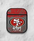 San Francisco 49ers Case for AirPods 1 2 3 Pro protective cover skin sf4 $15.99 USD on eBay