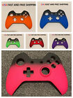 Replacement Front Shell Faceplate for Xbox One Controller Shadow Soft Touch