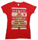 Star Wars -red -T-shirt- Holiday Christmas tee New! $9.84 USD on eBay