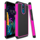 For LG Journey LTE/Tribute Royal Phone Case Shockproof Hybrid Rugged Armor Cover