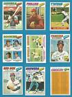 1977 Topps Baseball U Pick (1) $3.5 USD on eBay