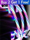 LED Light Up Flowing Charging Charger Cable USB Cord for Samsung iPhone Android