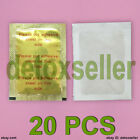 2020 Premium Gold Weight Loss Detox Foot Patches Pads Toxin Removal Health Life