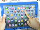 Kids Tablet Educational Learning Touch Screen Toy / Game Play Music Y - PAD