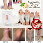 Detox Foot Pads Ginger Extract Toxin Removal Anti-Swelling Weight Loss Patches $6.88 USD on eBay