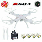 RC Quadcopter Drone X5C-1 720P HD Camera Real Time 2.4G 4CH 6 Axis WW