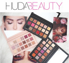 Huda Beauty New Nude, Desert Dusk, Rose Gold Matte Eyeshadow Palette Eye...
