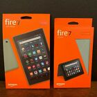 """NEW Fire 7 Tablet (7"""" display 32 GB 9th Gen) ++ OFFICIAL Amazon Case"""
