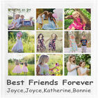 Picture Custom Fleece Blanket Soft Plush Photo Collage Throw Warm Special Gift image
