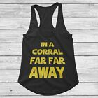 Corral Far Away Star Wars Women Tank $5.95 USD on eBay