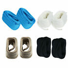 4 Colors 2 Pack 3/4 Inch 50 Ft Double Braid Nylon Dock Line Mooring Rope US SHIP